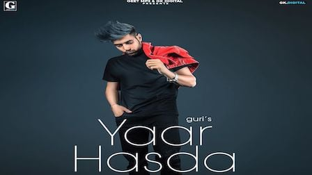 Yaar Hasda Lyrics Guri