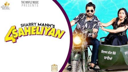 4 Saheliyan Lyrics Sharry Mann