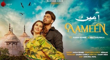 Aameen Lyrics by Karan Sehmbi