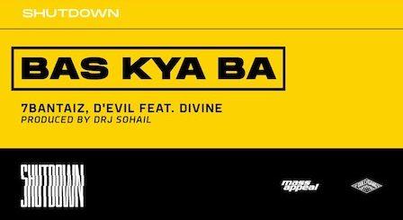 Bas Kya Ba Lyrics Divine | 7Bantaiz, D'evil