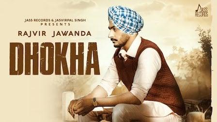 Dhokha Lyrics Rajvir Jawanda