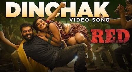 Dinchak Lyrics RED | Saketh, Keerthana Sharma