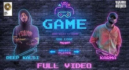 Game Lyrics Deep Kalsi | Karma