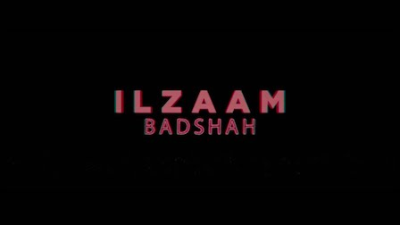Ilzaam Lyrics Badshah | 3:00 AM Sessions