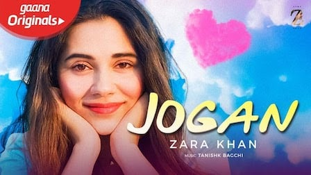 Jogan Lyrics Zara Khan | Yasser Desai