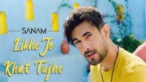 Likhe Jo Khat Tujhe Lyrics Sanam