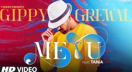 Me & U Lyrics Gippy Grewal