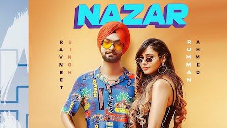Nazar Lyrics by Ravneet Singh