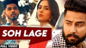Soh Lage Lyrics by Nav Dolarain ft. Varinder Brar