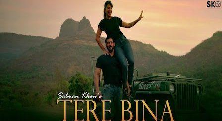 Tere Bina Lyrics Salman Khan | Jacqueline Fernandez