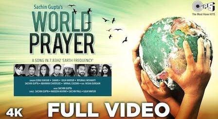 World Prayer Lyrics Shaan | Sonu Kakkar
