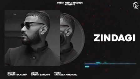 Zindagi - Chingari Lyrics Garry Sandhu