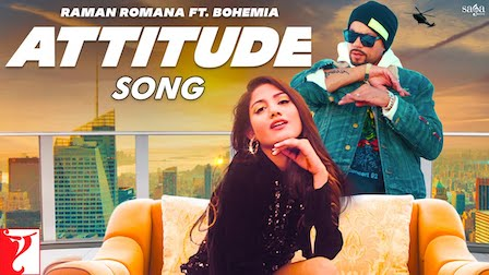 Attitude Lyrics Raman Romana x Bohemia