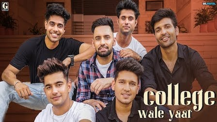 College Wale Yaar Lyrics Harf Cheema