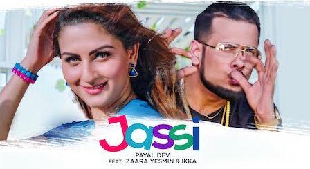 Jassi Lyrics by Payal Dev | Ikka
