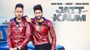 Jatt Kaum Lyrics Shivjot | Gurlez Akhtar