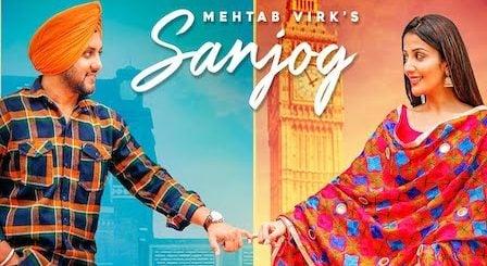 Sanjog Lyrics - Mehtab Virk