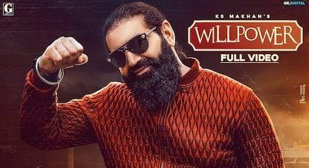 Willpower Lyrics KS Makhan | Money Aujla