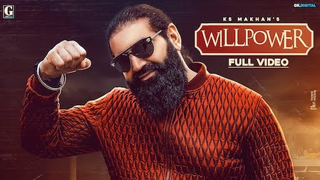 Willpower Lyrics KS Makhan | Money Aujla