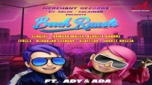 Beech Raste Lyrics Armaan Malik