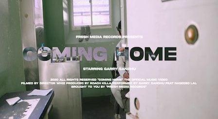 Coming Home Lyrics by Garry Sandhu