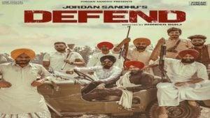 Defend Lyrics Jordan Sandhu