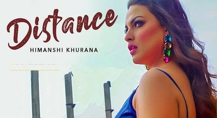 Distance Lyrics Himanshi Khurana
