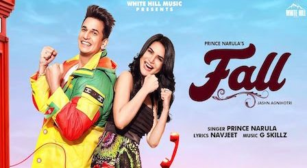Fall Lyrics Prince Narula