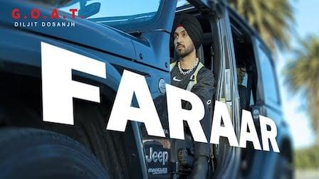 Faraar Lyrics Diljit Dosanjh