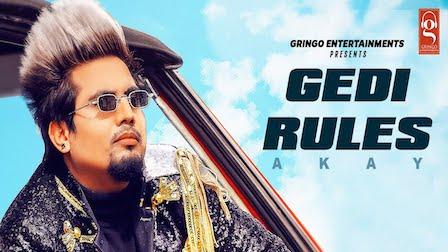 Gedi Rules Lyrics Akay