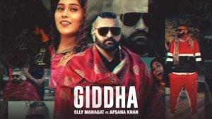 Giddha Lyrics Elly Mangat x Afsana Khan