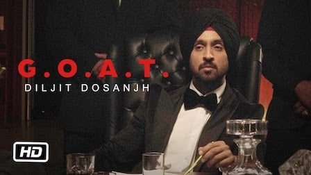 GOAT Lyrics Diljit Dosanjh