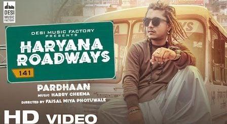 Haryana Roadways Lyrics Pardhaan