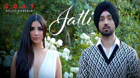 Jatti Lyrics Diljit Dosanjh