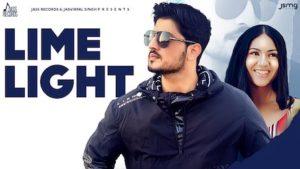 Lime Light Lyrics Gurnam Bhullar