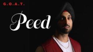 Peed Lyrics Diljit Dosanjh
