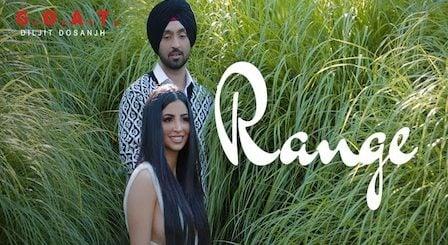 Range Lyrics Diljit Dosanjh