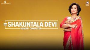 Shakuntala Devi Songs List with Lyrics & Videos