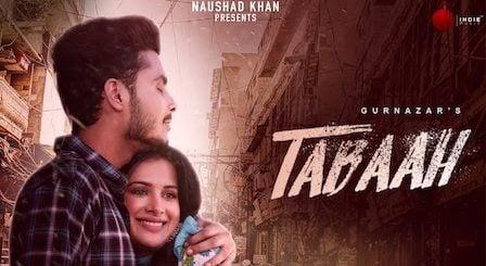 Tabaah Lyrics Gurnazar