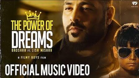 The Power Of Dreams Lyrics Badshah | Lisa Mishra