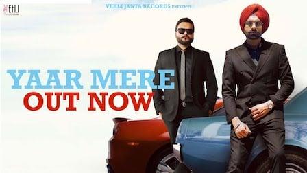 Yaar Mere Lyrics – Tarsem Jassar x Kulbir Jhinjer - songlyricslive.com
