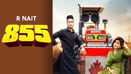 855 Lyrics R Nait x Afsana Khan