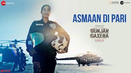 Asmaan Di Pari Lyrics Gunjan Saxena