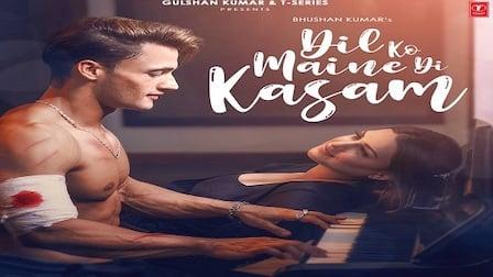 Dil Ko Maine Di Kasam Lyrics Arijit Singh