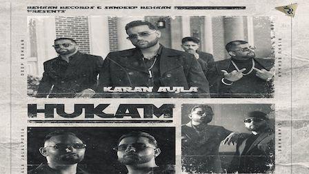 Hukam Lyrics Karan Aujla