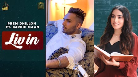 Liv In Lyrics Prem Dhillon | Barbie Maan