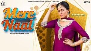 Mere Naal Lyrics Sukhpreet Kaur