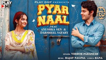 Pyar Naal Lyrics Vibhor Parashar