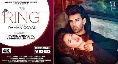 Ring Lyrics Raman Goyal