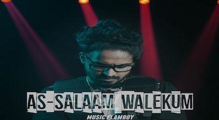 As Salaam Walekum Lyrics Emiway
